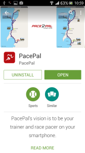 Installing PacePal is easy