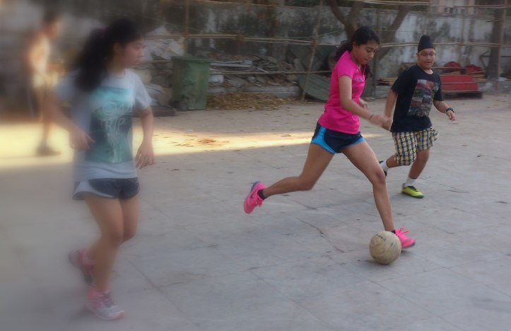 Balance, Speed, Coordination, Reaction Time, Agility, Power!